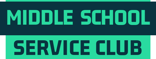 Middle School Service Club