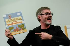 Author Mo Willems