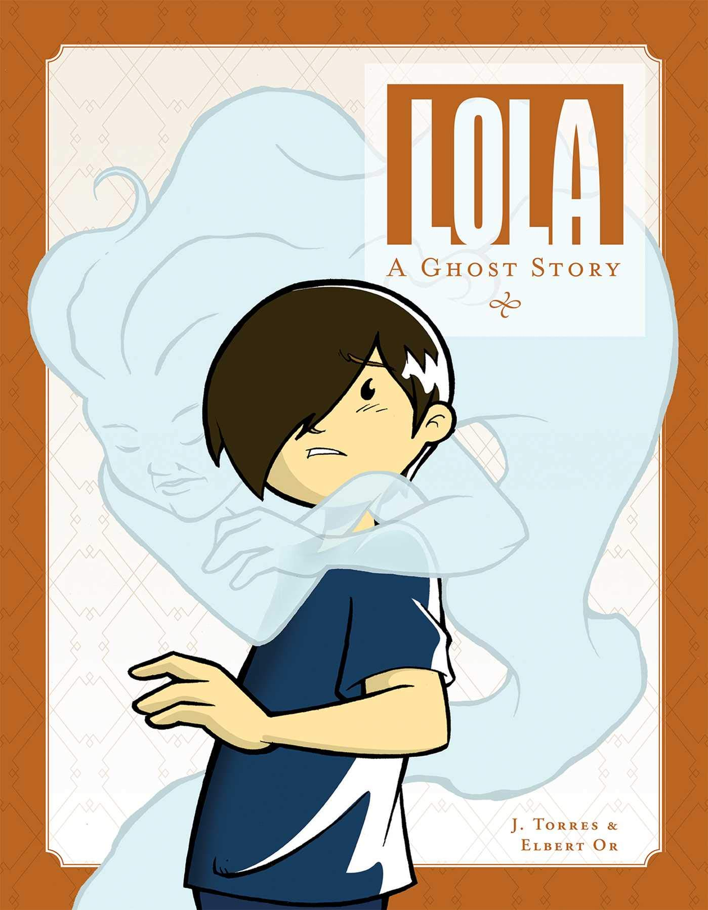Cover of Lola: A Ghost Story
